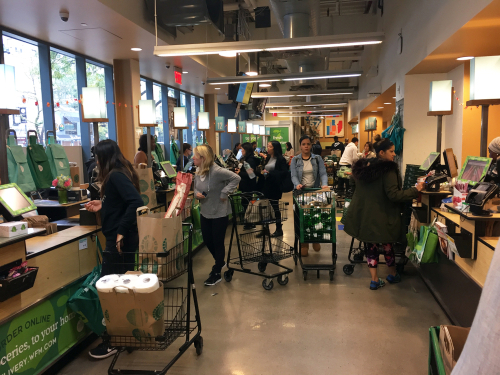 Whole Foods has responded to reports of slashed schedules, stating that rumors of the company cutting employee hours as a result of the wage increase are just rumors