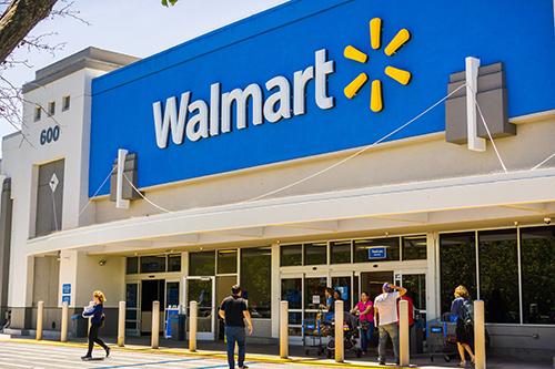 Nine Walmart stores—eight Neighborhood Markets in Arizona, California, Kansas, South Carolina, Tennessee, Virginia, and Washington; and one Supercenter in Louisiana—are set to close