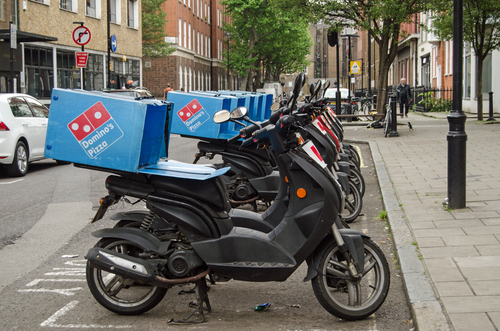 "Domino's received an order for four cheeseburger pizzas to be delivered to Buckingham Palace under the name ""Elizabeth"""