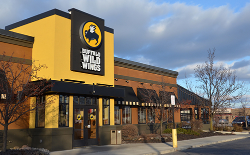 The parent company of mega-franchise Buffalo Wild Wings has been acquired by a private equity firm in New York