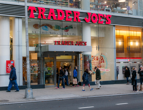Trader Joe's may be reworking its approach to the Big Apple and introducing a new flagship store