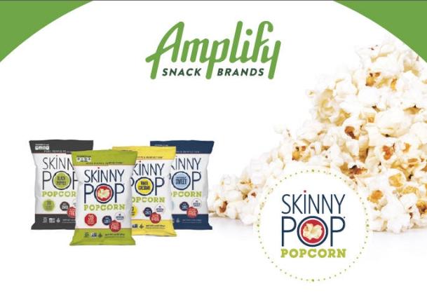 Amplify Snack Brands Skinny Pop Popcorn