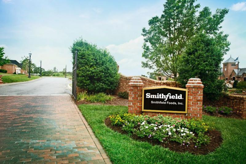 Smithfield Foods opens 500,000-square-foot distribution center