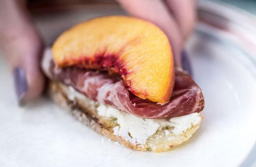 The convenient, spreadable cheeses are great for those not accustomed to goat cheese