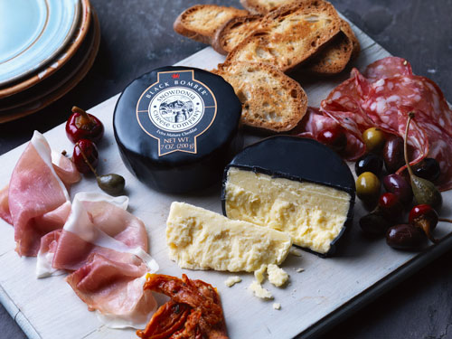 Snowdonia's line of cheeses make great additions to any cheese and meat board along with its variety of chutneys