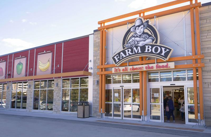Empire is looking to broaden Farm Boy's growth beyond Ontario
