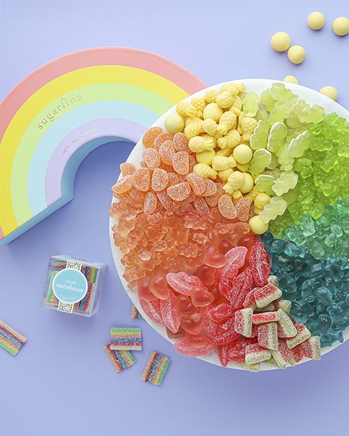 Sugarfina's newest Rainbow Bento Box® is accomplishing more than just satisfying consumers' sweet cravings