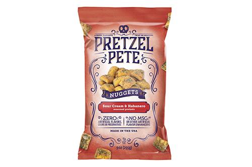 Pretzel Pete has revealed the limited-edition return of its popular Sour Cream Habanero Pretzel Nuggets