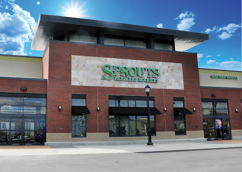 Sprouts Farmers Market storefront