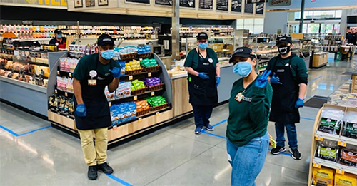 Sprouts Farmers Market revealed a new brick-and-mortar strategy this week, which includes both a smaller optimized store format and more distribution centers across its Stateside footprint