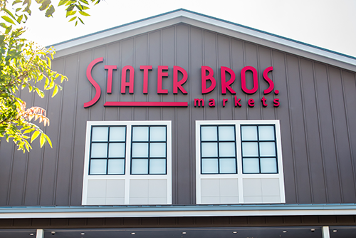 With competition in the wings, Stater Bros. Markets has promoted Bertha Luna to the position of Regional Vice President Retail Operations and Paul Stoffel to Vice President Marketing