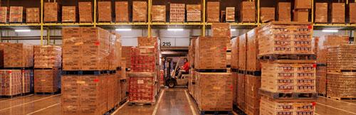 A SuperValu Warehouse