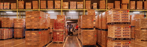 A SuperValu Warehouse