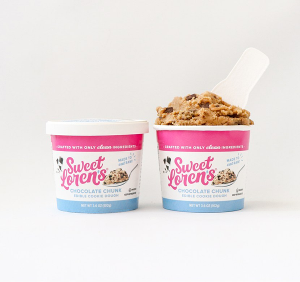 Sweet Loren's, a natural cookie dough brand, recently announced the launch of its new 3.6 oz single-serve size Edible Cookie Dough at all Publix supermarkets