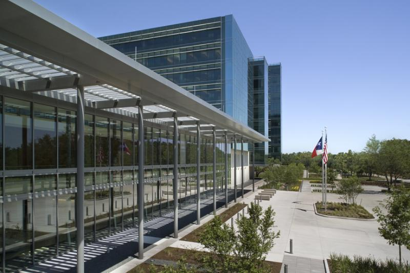 Sysco's headquarters in Houston, TX.