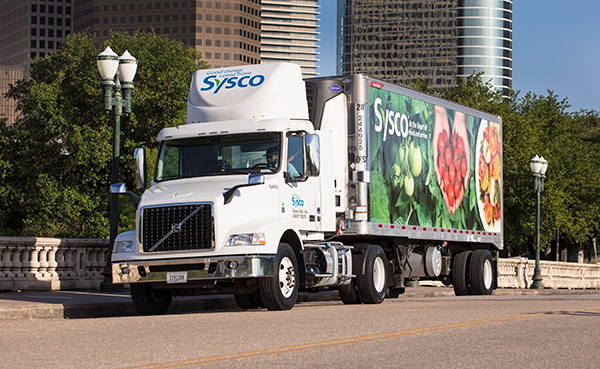 Sysco is looking to be a steadying force for its customers as it has unveiled plans to eliminate minimum delivery size requirements for clients regularly scheduled delivery days as part of its Restaurants Rising campaign