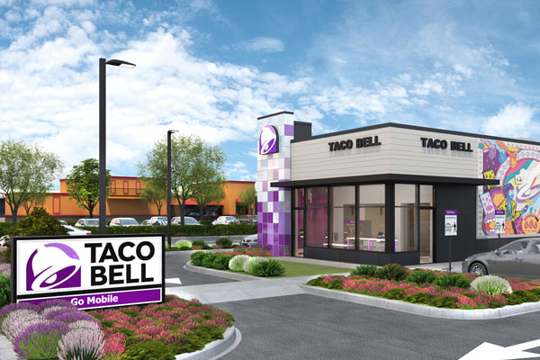 Taco Bell is continuing to redefine the quick service restaurant (QSR) industry by rolling out plans for a new restaurant concept