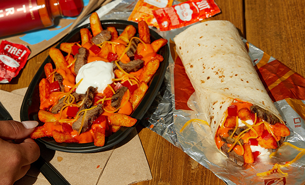 TRUFF has partnered with Taco Bell, bringing about several potential new menu items including Loaded TRUFF Nacho Fries and the Loaded TRUFF Fries Burrito