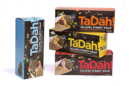 TaDah Foods' Founder John Sorial saw the brand as an opportunity to spread his love for food on a global scale