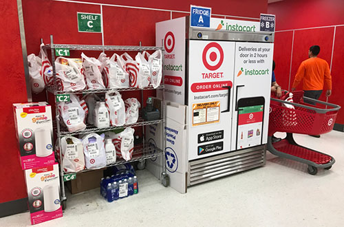 Target with Instacart