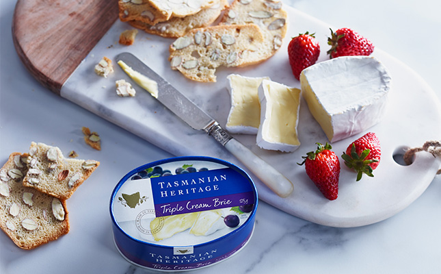 Saputo's Australian dairy division will acquire a portfolio of specialty cheese brands including South Cape, Tasmanian Heritage, and more
