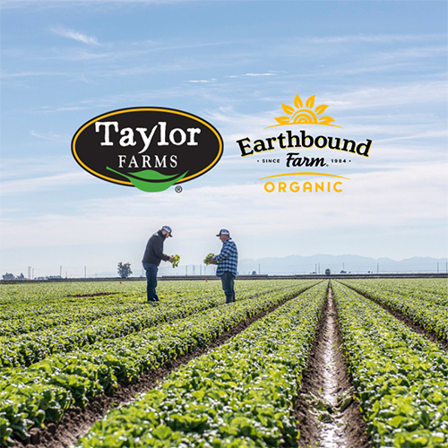 Taylor Farms said it will build on Earthbound Farm's tradition of organic authenticity, new variety development, and quality focus