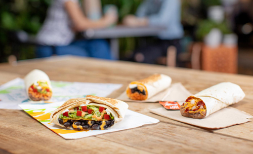 Taco Bell is exploring the plant-based meat sector with a new oat-based taco
