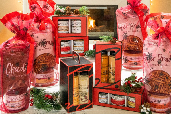 Terrapin Ridge Farms' has announced its Holiday Giftsets are here for the 2021 holiday season, launching September 28