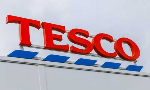 Tesco to pay £129m fine over accounting scandal