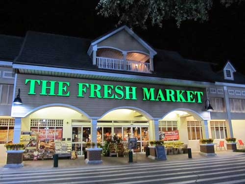 The Fresh Market is welcoming former Stein Mart and Winn-Dixie exec Chris Himebauch to its leadership team