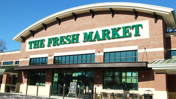 The Fresh Market storefront
