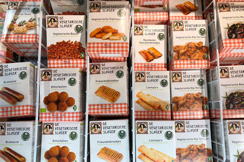 The Vegetarian Butcher's products are sold in over 4,000 outlets in 17 countries
