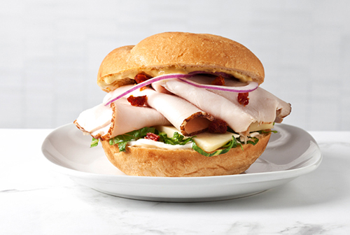 Butterball has added an Herb Roasted Thanksgiving Style Turkey Breast flavor to its premium deli line
