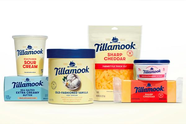 Tillamook County Creamery Association (TCCA) recently announced new packaging goals across its portfolio