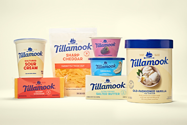 Tillamook contributed $1.6 million to American Farmland Trust (AFT), a national not-for-profit organization with a mission to protect farmland, promote sound farming practices, and keep farmers on the land