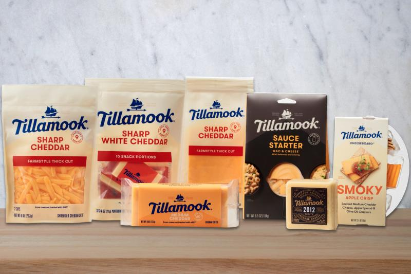 Tillamook is celebrating 110 years with a brand new look
