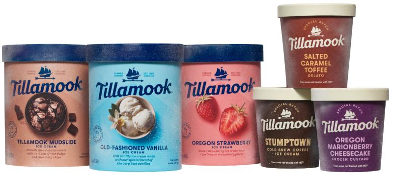 Over these past four years, Tillamook has added more new items than it has over the last 40