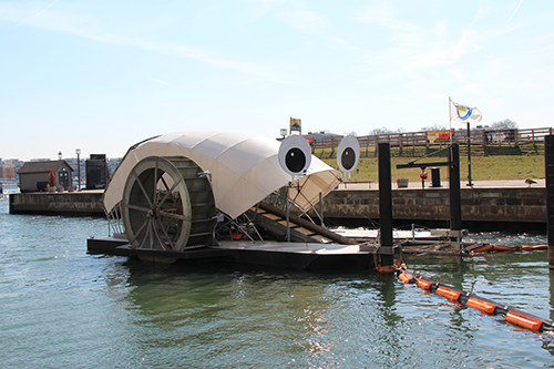 Based in Baltimore, Maryland, Pompeian is building on its commitment to the local community through an exciting partnership with Healthy Harbor as it adopts two autonomous trash interceptors