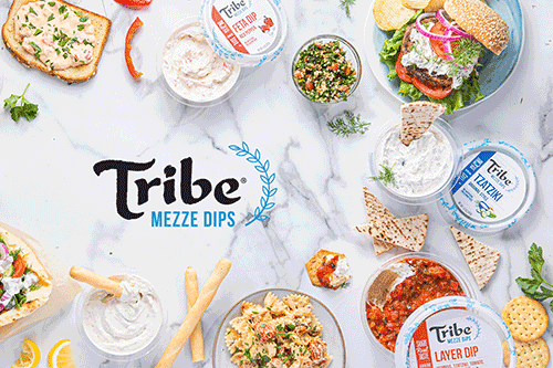 Lakeview Farms recently announced the debut of its newest line, Tribe Mezze Dips