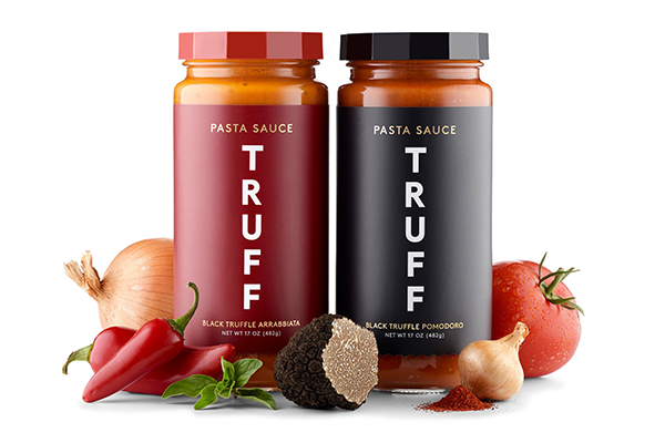 Bringing innovation to this classic category, TRUFF has announced its new pasta sauce lineup