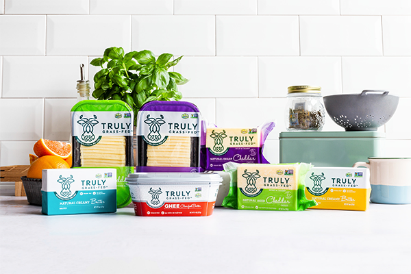 In addition to partnering with Slow Food USA, Truly Grass Fed is also a new member of 1% for the Planet, and as such, has committed to donating one percent of annual revenue to member organizations