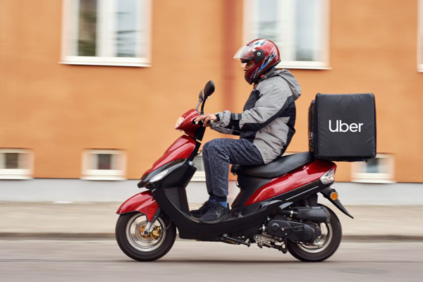 Reports are surfacing suggesting Uber is looking into acquiring its rival Grubhub to keep up with rising demand for food delivery services