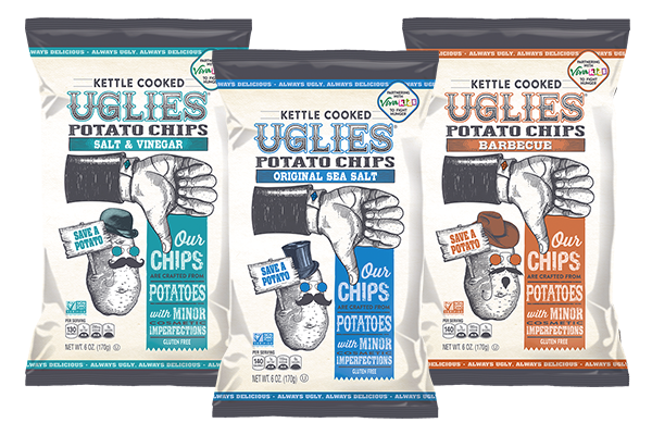 Dieffenbach's, the makers of the Uglies® Kettle Cooked Potato Chip, recently teamed up with one of its supplier partners to give away potatoes in its local community