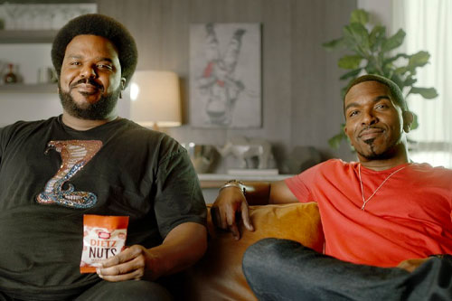 Dietz & Watson unveiled a new advertising campaign, featuring comedian Craig Robinson having a conversation with his brother, Chris
