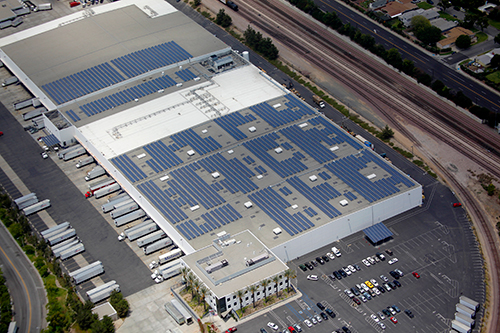 Another US Foods facility located in Los Angeles, CA