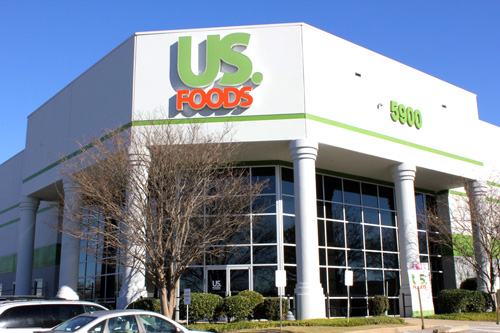 US Foods is expanding its reach into key markets after acquiring five operating companies