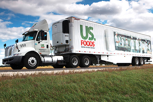 US Foods reported its best quarter results since fiscal 2016