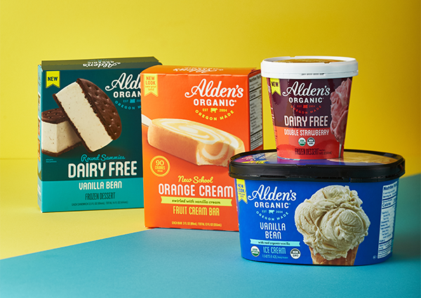 Alden's Organic recently announced it has partnered with Healthy Goodness, a frozen food fulfillment service specializing in natural foods, to facilitate its move into the e-commerce space with online orders and shipping