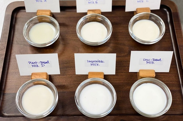 The news of Impossible Foods expanding its R&D team compounds the unveiling of a new product that the company is working on: plant-based milk