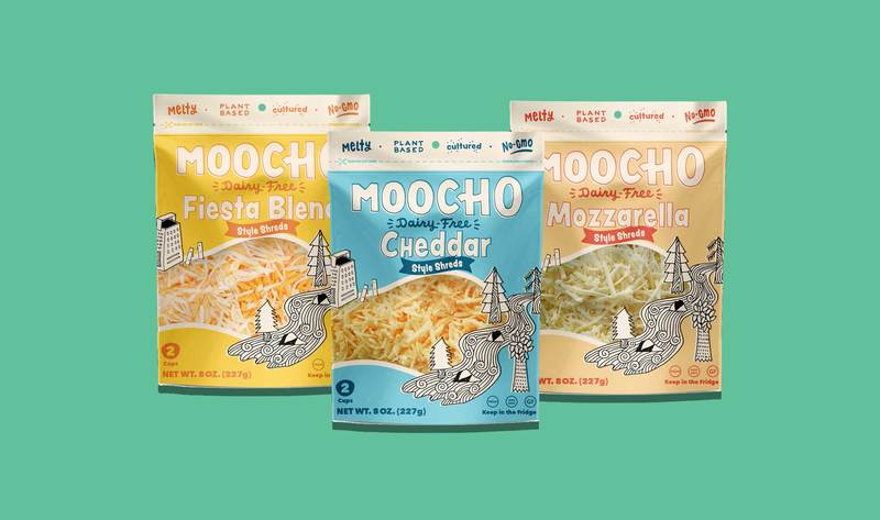 Tofurky is expanding its sister-brand Moocho further into the plant-based dairy sphere after debuting new vegan cheese products